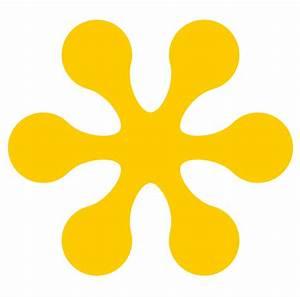 Yellow Flower Clip Art - ClipArt Best