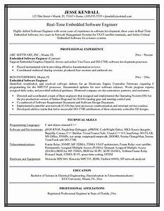Perfect software professional resume pdf composition for Resume review software