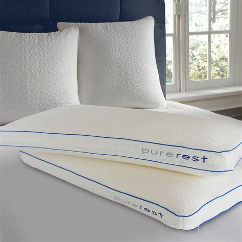 large bed pillows rest living italian style luxury memory foam bed