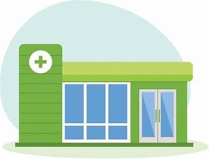 Hospital Emergency Medicine Medical Building Vector Facility