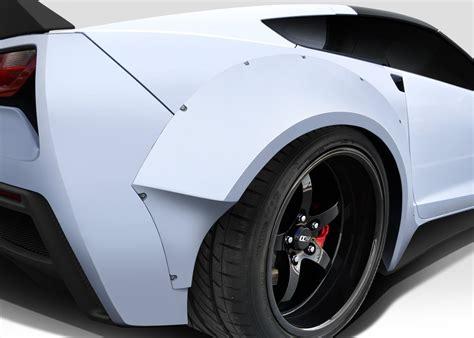 chevrolet corvette  duraflex gran veloce wide