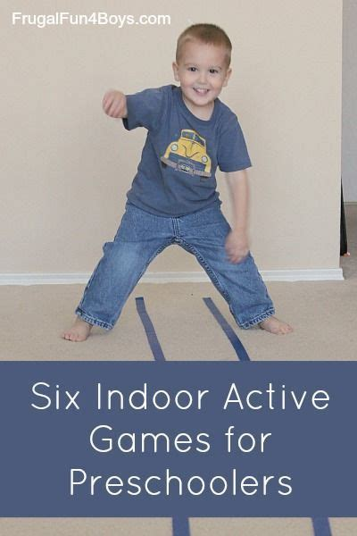six indoor active for preschoolers back to school 194 | 49f4ea20a1cb82dcdad7f0660b0c5ab3 indoor recess indoor games