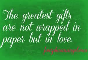 gift giving quotes quotesgram