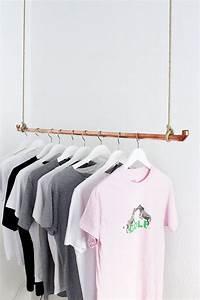 Ikea Kleiderstange Wand : die besten 25 diy kleiderstange ideen auf pinterest ~ Michelbontemps.com Haus und Dekorationen