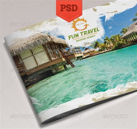 travel brochure templates psd ai google pages
