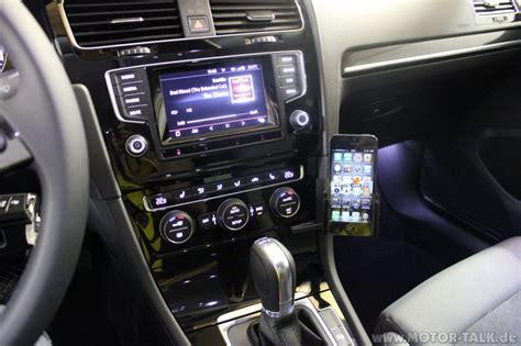 golf 7 handyhalterung iphone 5 brodit halter handyhalterung golf 7 vw golf 7 golf sportsvan 206083056