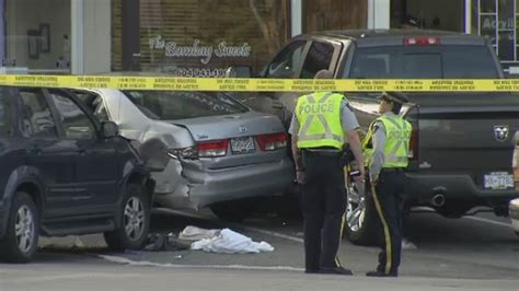 Girl Killed After New Driver Hits 4 People At Strip Mall
