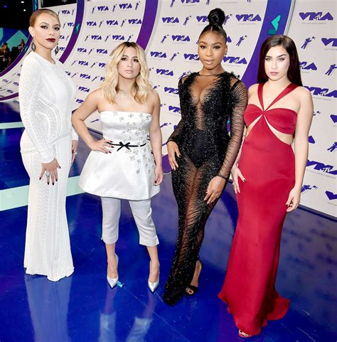 Fifth Harmony Shade Camila Cabello Mtv Vmas Video