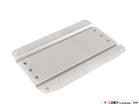 gmg motorsports 0002s aua4 no holes license plate