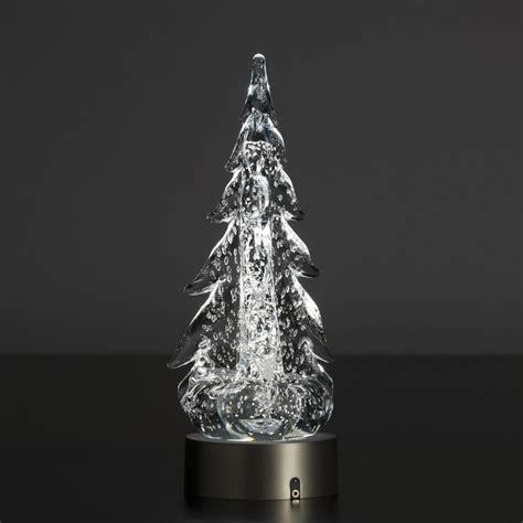 simon pierce glass cmas trees simon pearce led light base for glass trees