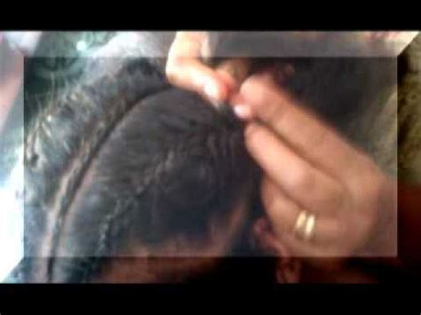traditional east african braids youtube