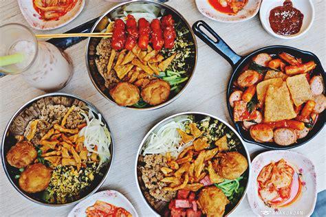 cuisine restaurant menu mujigae casual food anakjajan com