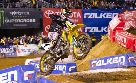 ama motocross 2014 results 2014 ama supercross san diego results motorcycle com news