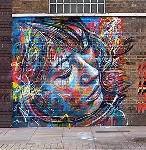 33+ Beautiful Examples of Graffiti Artworks for ...