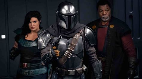 The trailer for The Mandalorian season 2 is finally here ...