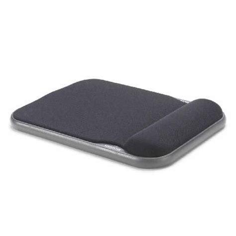 kensington tapis de souris avec repose poignet en gel ajustable tapis de souris kensington sur