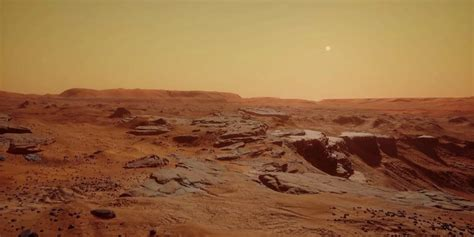 Real Pictures of Mars Surface NASA