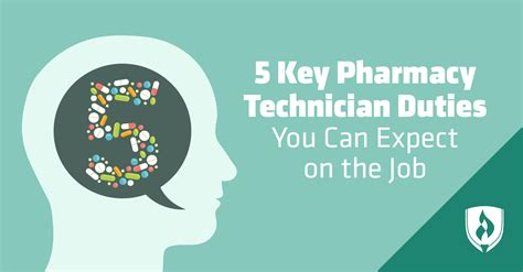 key pharmacy technician duties   expect   job
