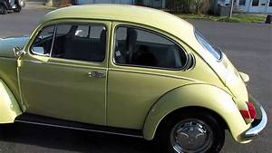 1971 Vw Super Beetle Automatic Stick Shift