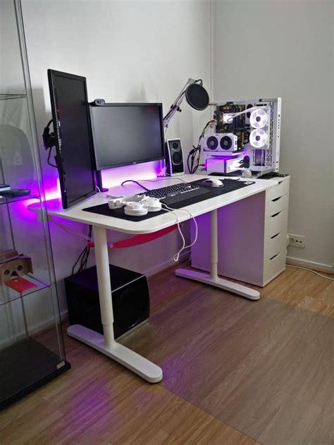 Setup Ideas by Best 25 Gaming Setup Ideas On Pc Gaming Setup
