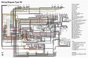 7071 911 Wiring Diagram Color Mounted