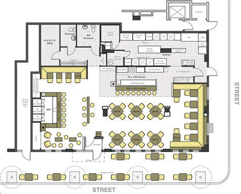 home blueprints free restaurant design software quickly design restauarants