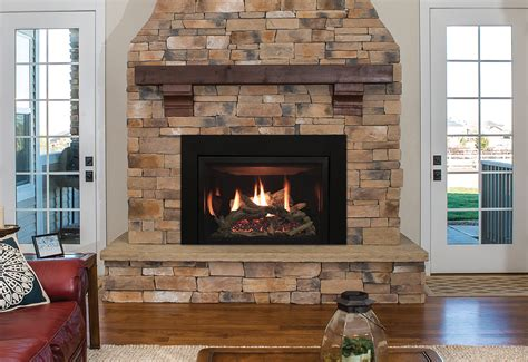 empire rushmore  direct vent gas fireplace insert