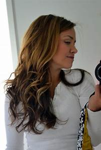 >How to Curl Your Hair: Wavy Curls | littlemissmomma  Wavy