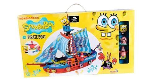 Barco Pirata Playmobil Carrefour by El Cat 225 Logo De Juguetes De Bob Esponja El Geeky