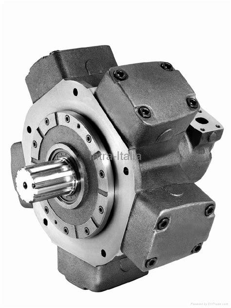 Radial Piston Hydraulic Motor MRC Series - MRC & MRCN