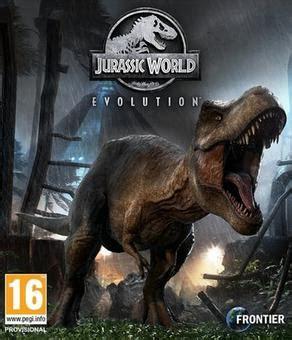 jurassic world evolution wikipedia