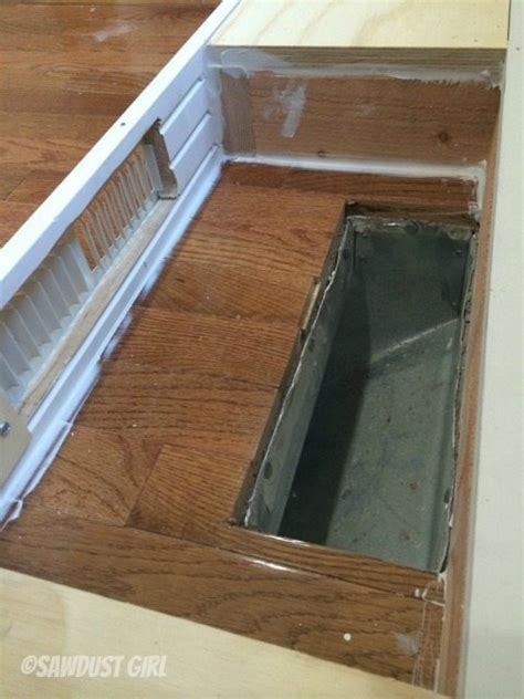 how to level kitchen base cabinets how to install a cabinet base with a floor vent sawdust 8731