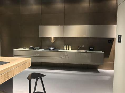 Leicht Kuche by Leicht K 252 Chen Auf Der Living Kitchen 2019 Bilder Galerie