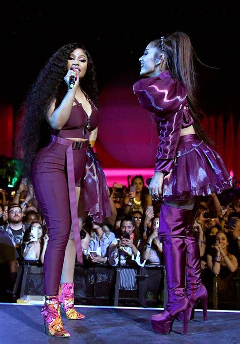 Ariana Grande Delivers During Headlining Coachella Performance