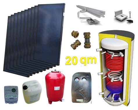 speicher für heizung und warmwasser alpha solar solaranlage f 252 r heizung und warmwasser 187