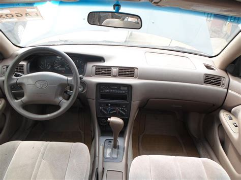 transmission control 1996 toyota camry interior lighting clean tokunbo 1999 toyota camry price n870k sold sold sold autos nigeria