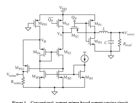 Figure From Continuous Tracking Current Sensing