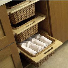 pull out baskets kitchen cabinets 1000 images about pantry organization on 7596