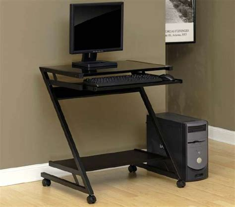 Studio Rta Desk Black by Studio Rta 409027 Beginnings Computer Cart Durable