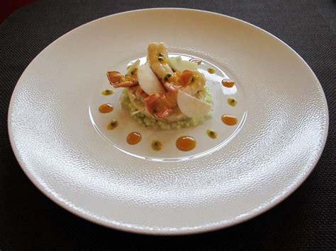 cuisiner langoustine langoustines rôties rémoulade de céleri savoir cuisiner fr