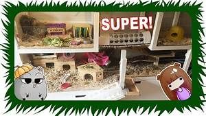Meerschweinchen Gehege Ikea : super selbstgebautes ikea gehege die meeries youtube ~ Orissabook.com Haus und Dekorationen
