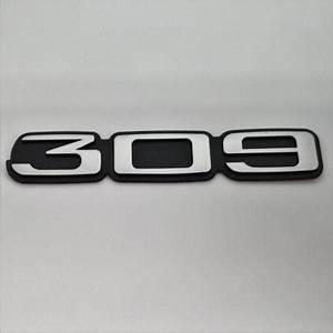 Monogramme Peugeot : vente monogrammes neufs logos peugeot 106 306 309 405 s16 xsi mi16 gti ~ Dode.kayakingforconservation.com Idées de Décoration