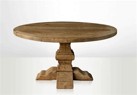 table ronde en bois table en bois ronde table ronde bois