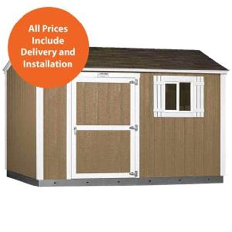 home depot storage sheds installed tuff shed installed tahoe 8 ft x 12 ft x 8 ft 6 in
