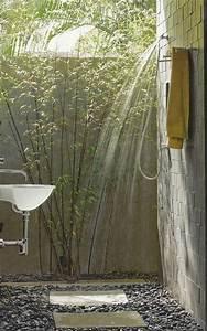 Waschbecken Für Draußen : outdoor dusche gartendusche f r einen noch tolleren sommer ~ Frokenaadalensverden.com Haus und Dekorationen