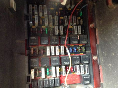 2011 Kenworth Fuse Box by 2008 Kenworth T660 Fuse Box For Sale Spencer Ia