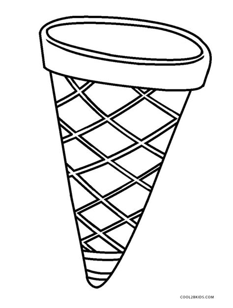 printable ice cream coloring pages  kids coolbkids