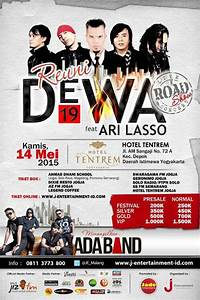 Jadwal Reuni Dewa 19 feat Ari Lasso di Yogyakarta ...
