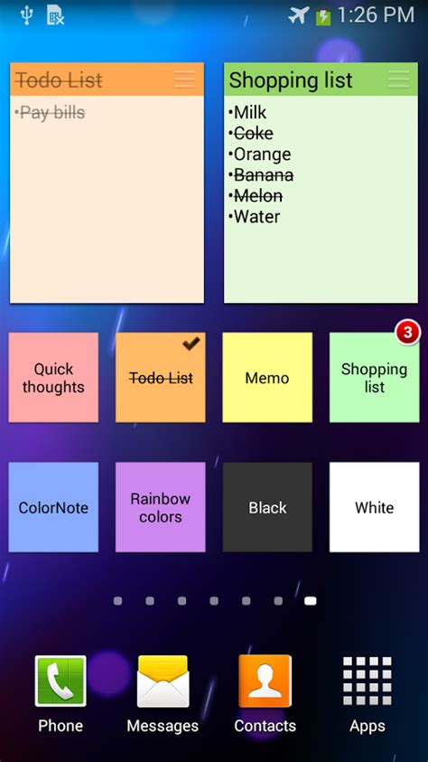 notes app android colornote notepad notes android apps on play