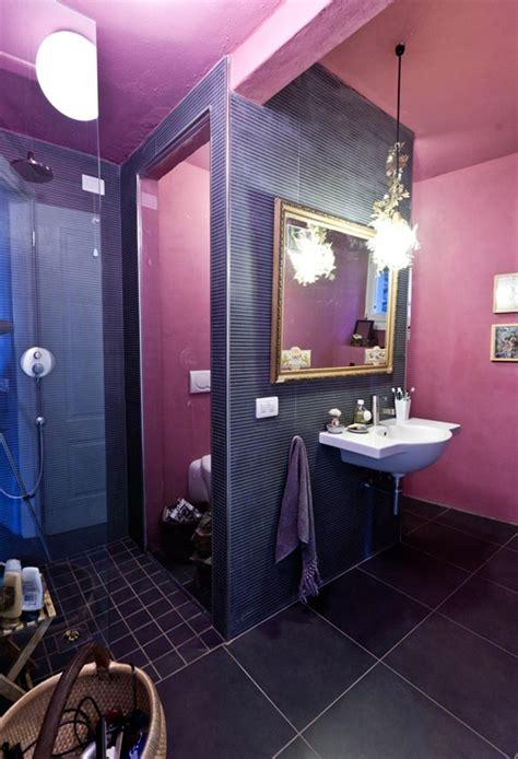 interior design purple 33 cool purple bathroom design ideas digsdigs Bathroom